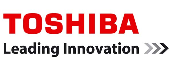 Toshiba logo climatistion