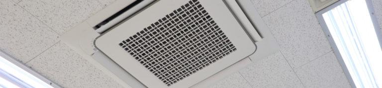 Clim cassette : tout savoir sur la climatisation plafond