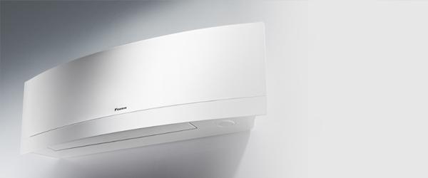 climatisation reversible daikin blanc