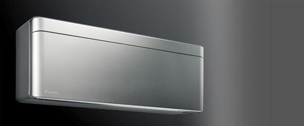 climatisation reversible daikin gris