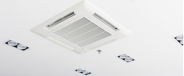 grille ventilation plafond