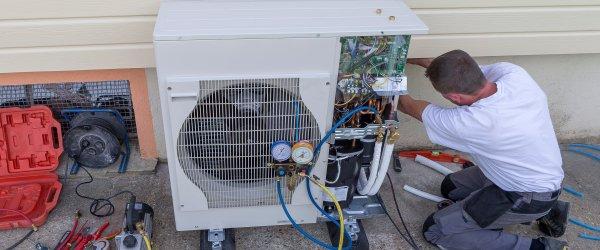 installation pompe a chaleur reversible
